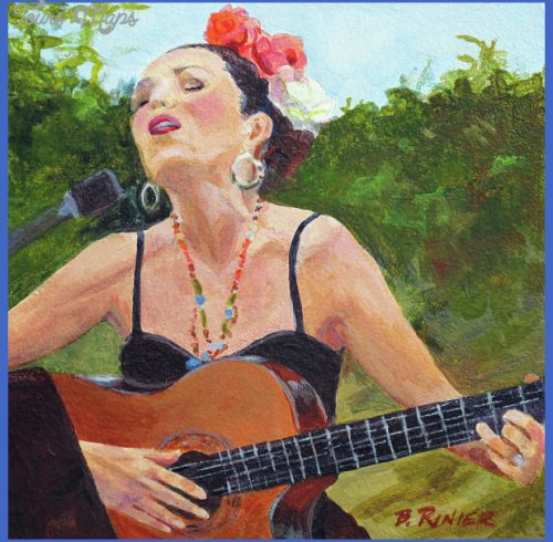 Corrido by Bonnie Rinier