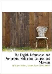 english puritanism 16 English Puritanism