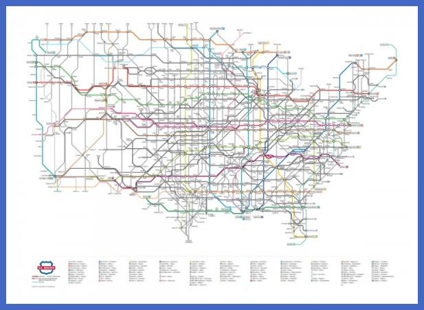 florida subway map  7 Florida Subway Map
