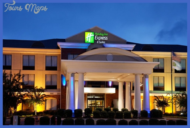 Holiday Inn Express Hotel & Suites Tupelo, Tupelo
