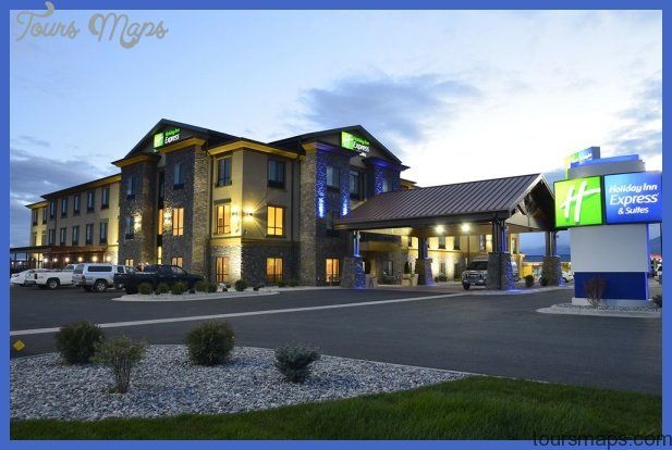 Book Holiday Inn Express Hotel & Suites Belgrade, Belgrade, Montana ...