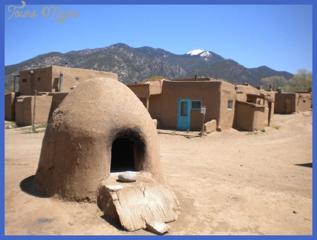 Western Holiday in New Mexico Taos United States Picture gallery