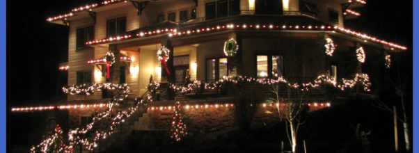 Holiday Lighting - A & K Landscape LLC | Landscaping Eugene Oregon ...
