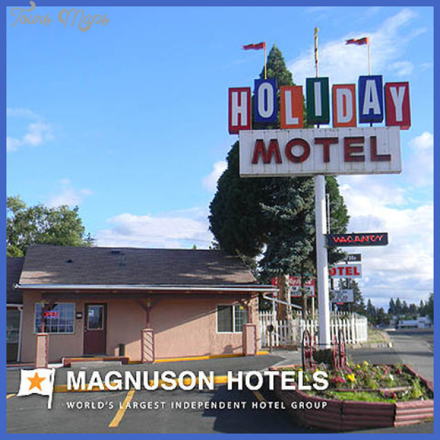 Holiday Motel Bend Oregon - Family Hotel Review
