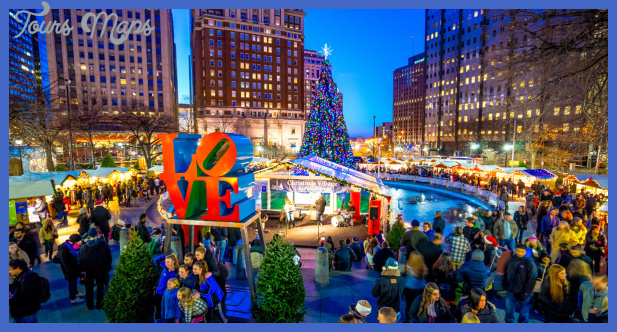 Holiday Attractions In Philadelphia For 2015  Visit Philadelphia ...