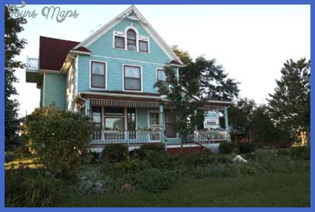 Iowa Farm Vacations Bed and Breakfasts inns offering Farm Stays