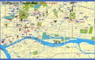 Guangzhou Map City of China | Map of China City Physical Province ...