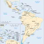 latin america map  11 150x150 Latin America Map