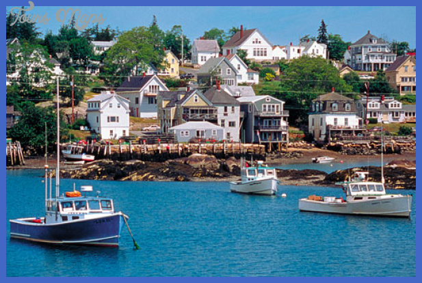maine map tourist attractions 20 Maine Map Tourist Attractions