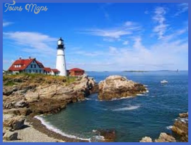 maine travel destinations 9 Maine Travel Destinations