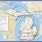 Reference Map of Michigan, USA - Nations Online Project