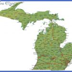 Map of Michigan, Michigan Maps - Mapsof.net