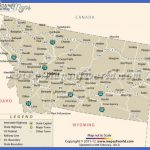 Map of Montana | Retirement at Last | Pinterest