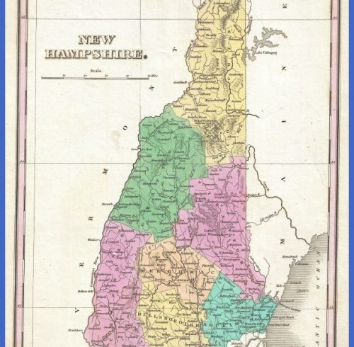 File:1827 Finley Map of New Hampshire - Geographicus - NewHampshire ...