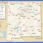 Reference Map of New Mexico, USA - Nations Online Project
