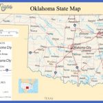 map of oklahoma 3 150x150 Map of Oklahoma
