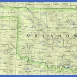 map of oklahoma 5 150x150 Map of Oklahoma