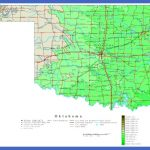 map of oklahoma 7 150x150 Map of Oklahoma