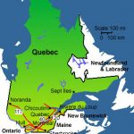 map of quebec 7 150x150 Map of Quebec
