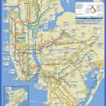 NEW YORK SUBWAY MAP | PIC TEA