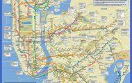NEW YORK SUBWAY MAP | PIC TEA