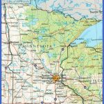 Minnesota Geography and Maps