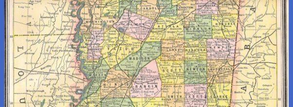 Mississippi 1891