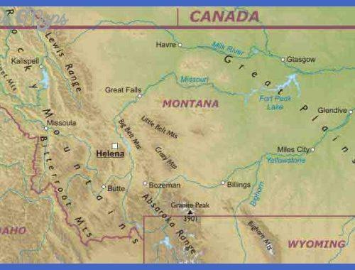 ... Maps of Montana, Maps of Montana USA, Maps Montana Travel Guide USA