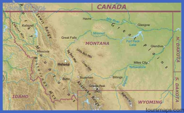 ... Maps of Montana, Maps of Montana USA, Maps Montana Travel Guide USA