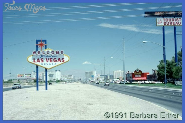 Photo: Las Vegas, Nevada.