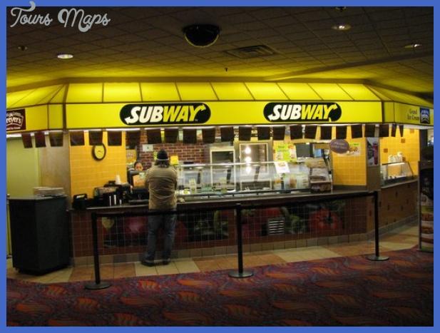 Laughlin Restaurants | Subway |Why Laughlin Nevada ?