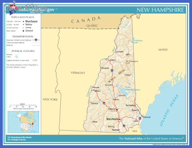 New Hampshire Rivers | HD Walls | Find Wallpapers