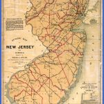 new jersey map 7 150x150 New Jersey Map