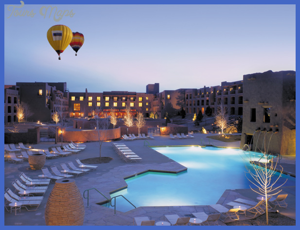 New Mexico Spa Resort