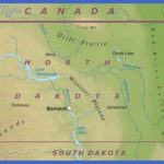 Maps of North Dakota, Maps of North Dakota USA, Maps North Dakota ...