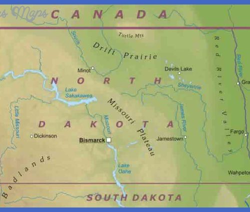 tourist attractions in south dakota Archives ToursMapsCom – Tourist Attractions Map In South Dakota