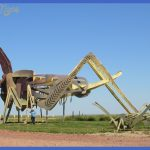 north dakota tin family the enchanted highway regent north dakota ...