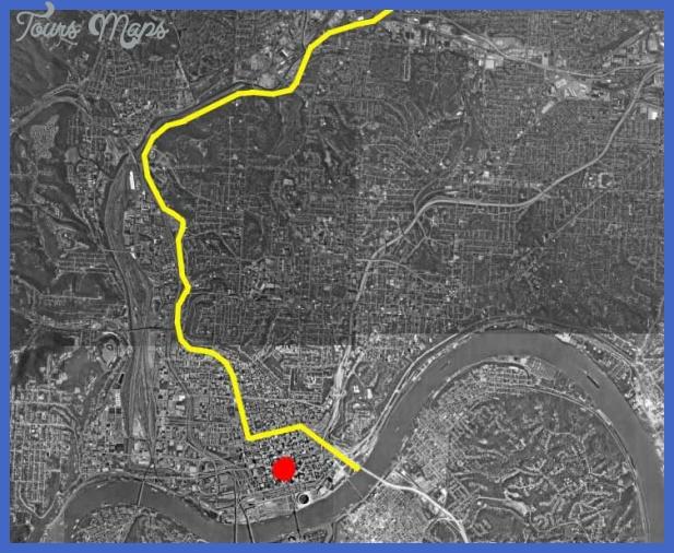 ohio subway map 17 Ohio Subway Map