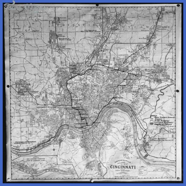 ohio subway map 25 Ohio Subway Map