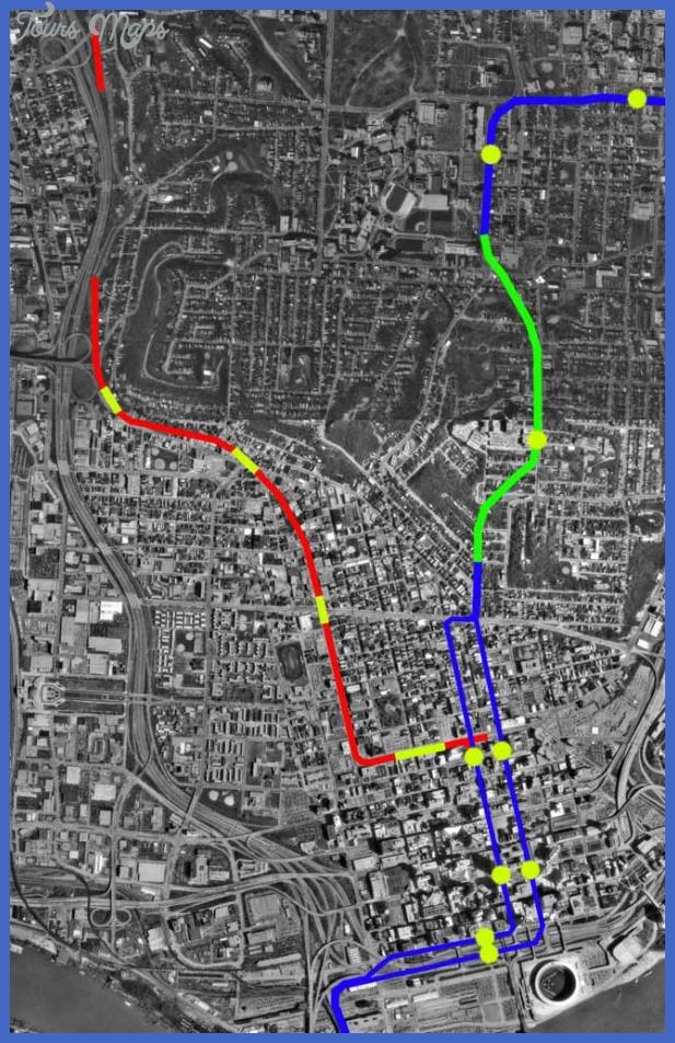 ohio subway map 8 Ohio Subway Map