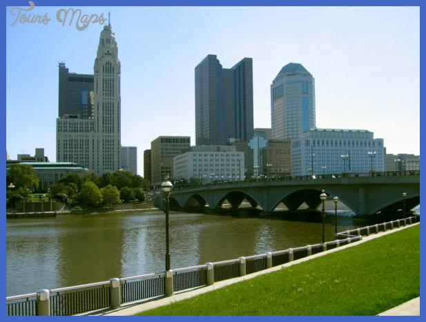 All World Visits: Columbus Ohio