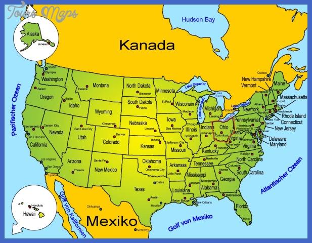 Sehenswürdigkeiten USA-Bundesstaaten: Ohio :: GORUMA