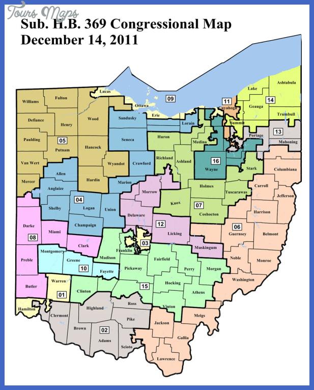 1600 PENNSYLVANIA AVENUE: Ohio's Abominal Congressional Map: Final ...