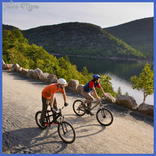 Best Places to Bike in Maine | Travel + Leisure