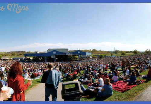 ... Travel to Verizon Wireless Amphitheatre Missouri in Maryland Heights