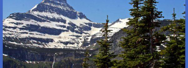 Free Stock Photo in High Resolution - Logan Pass - Montana - Travel