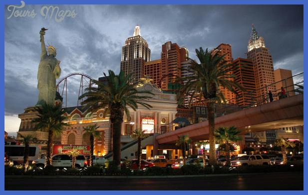 Visiting Las Vegas, Nevada | Travel to Sun
