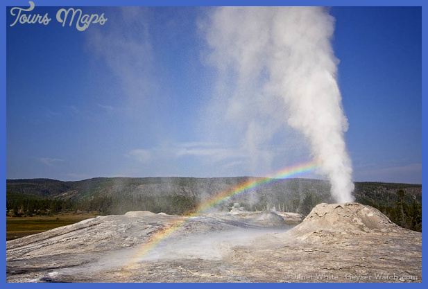 about yellowstones geysers  6 About Yellowstone's Geysers