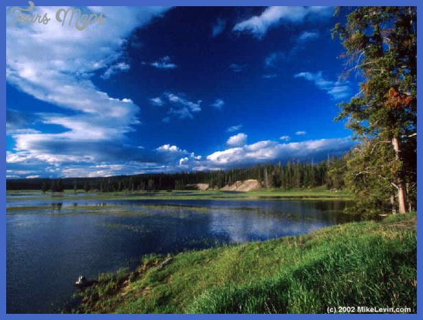 along the shores of yellowstone lake 0 Along the shores of Yellowstone Lake