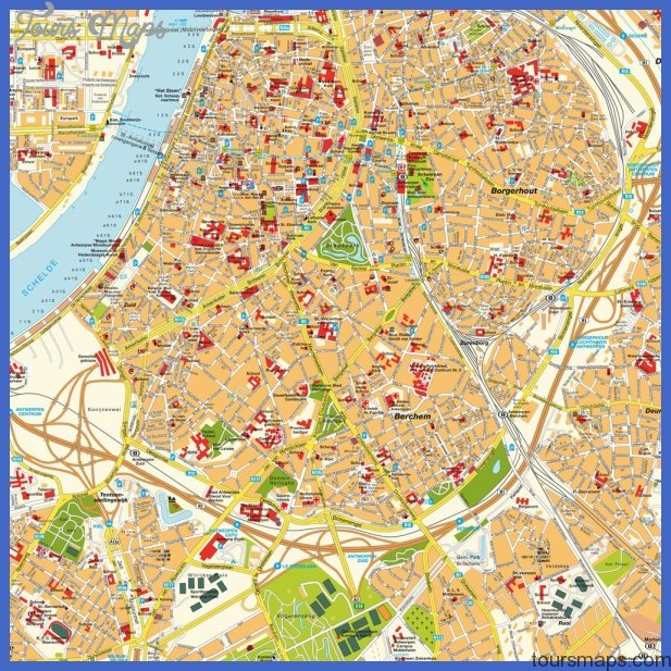 Antwerp Map Europe.Antwerp Map Europe Archives Toursmaps Com